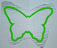 Бабочка А5 - декор для жидких обоев