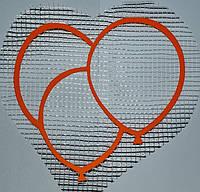 Воздушные шарики А5 - декор для жидких обоев