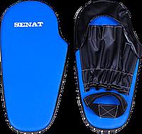 """""""SENAT""""-Лапи для кiкбоксингу, 39х19, шкірзамінник"""
