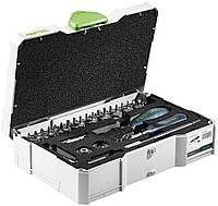 Набор инструмента CENTROTEC в систейнере, Festool