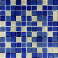 Мозаика стеклянная Cristall Bagama светлая