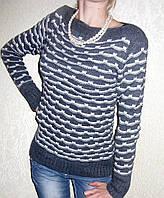 Женский джемпер вязанный. Моника