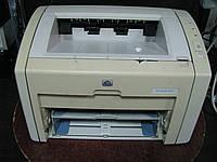 Лазерный принтер HP LaserJet 1022N + Дополнительный картридж!!!