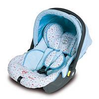 Kiddy Maxi Pro предназначена для детей возрастной группы 0/0+ (с рождения до 13 кг, примерно до 18 мес)