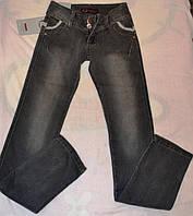 Стильные узкие джинсы на девушку ( подросток). Размер 26.