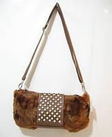 Сумочка ( сумка) - клатч со стразами .