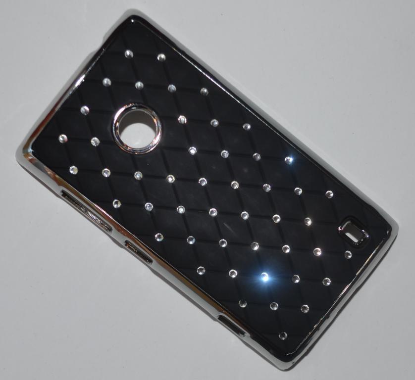 Чехол накладка,бампер звездное небо Nokia Lumia 510