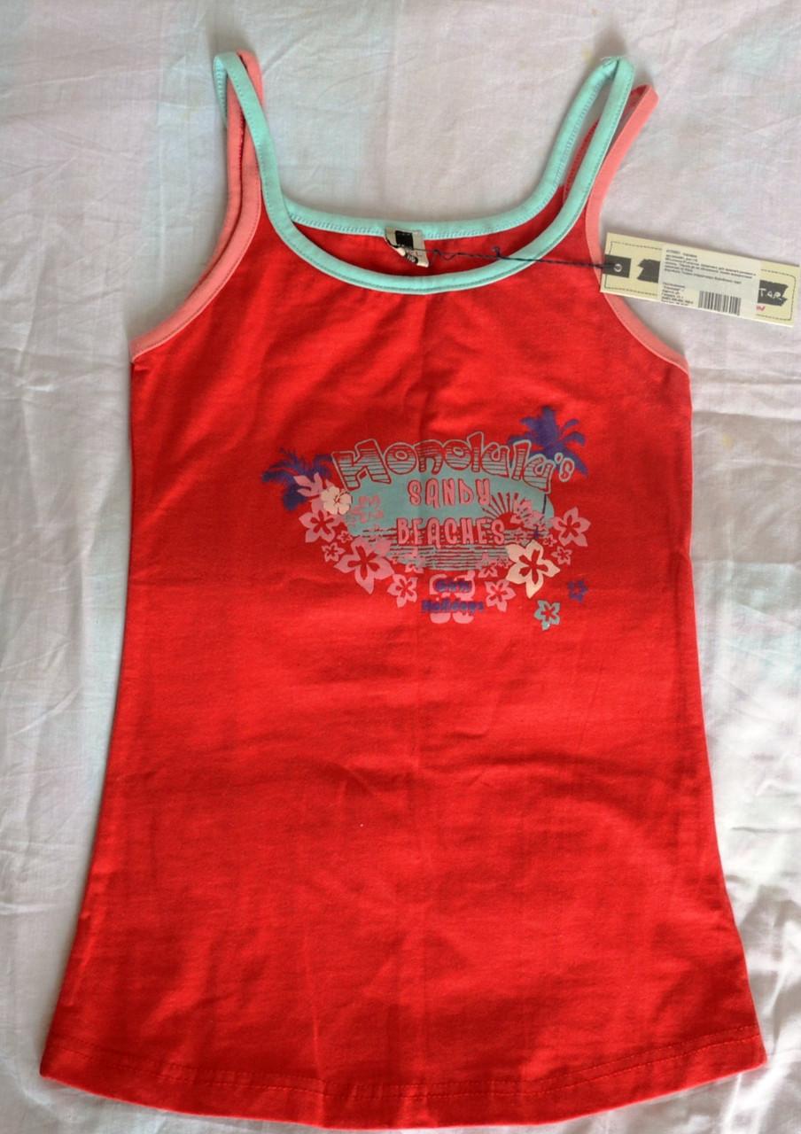Летний сарафан - платье . Рост 116 см.