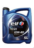 Моторное масло Elf Evolution 700 STI 10W-40 5 л