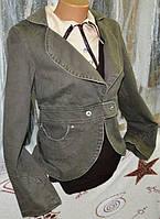 Мега - стильный блейзер, пиджак - куртка, размер: М.