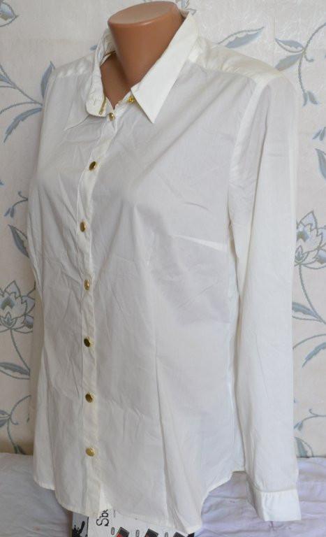 Мега - стильная блуза - рубашка. Размер 50 / 52 .