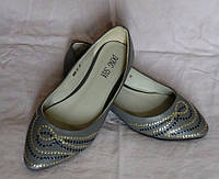 Легкие балетки - туфли, размер 36.
