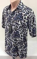 Стильная рубашка ( сорочка ) размер:  М. 46.