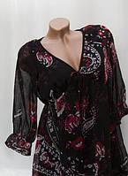 Стильная туника - блуза, размер М
