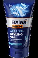 Гель для укладки волос Balea Men Styling Gel Wet Look