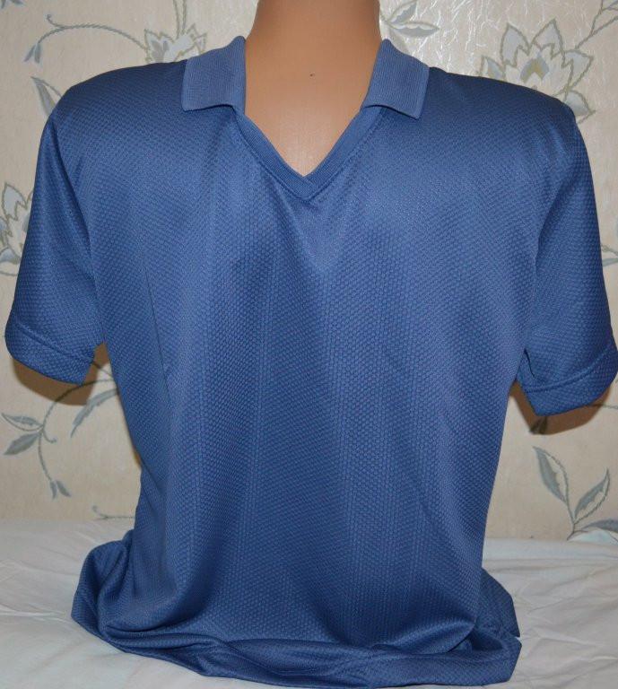 Спортивная футболка - поло, размер 48 - 50.