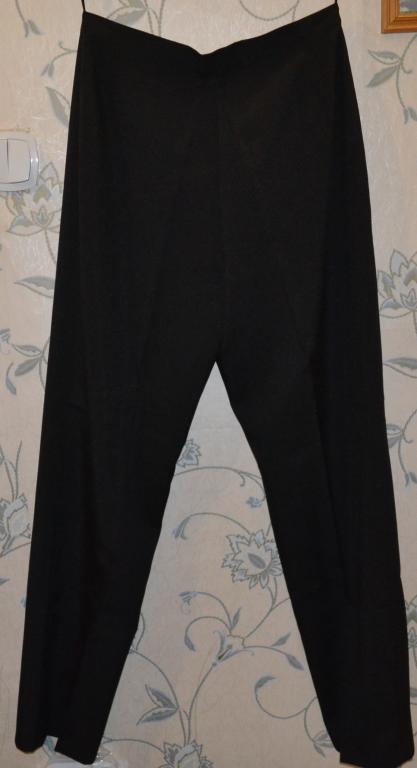 Тонкие женские брюки - штаны, размер 46 / 48.