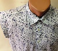 Хлопковая рубашка - футболка размер : S. или подросток.