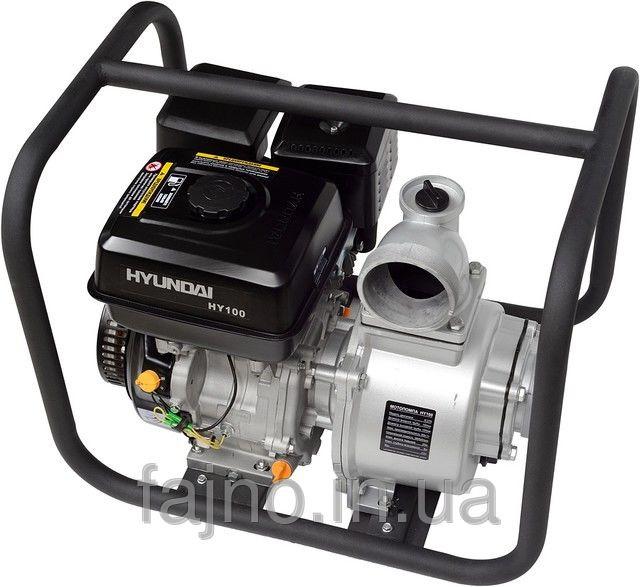 Бензиновый насос для воды Hyundai