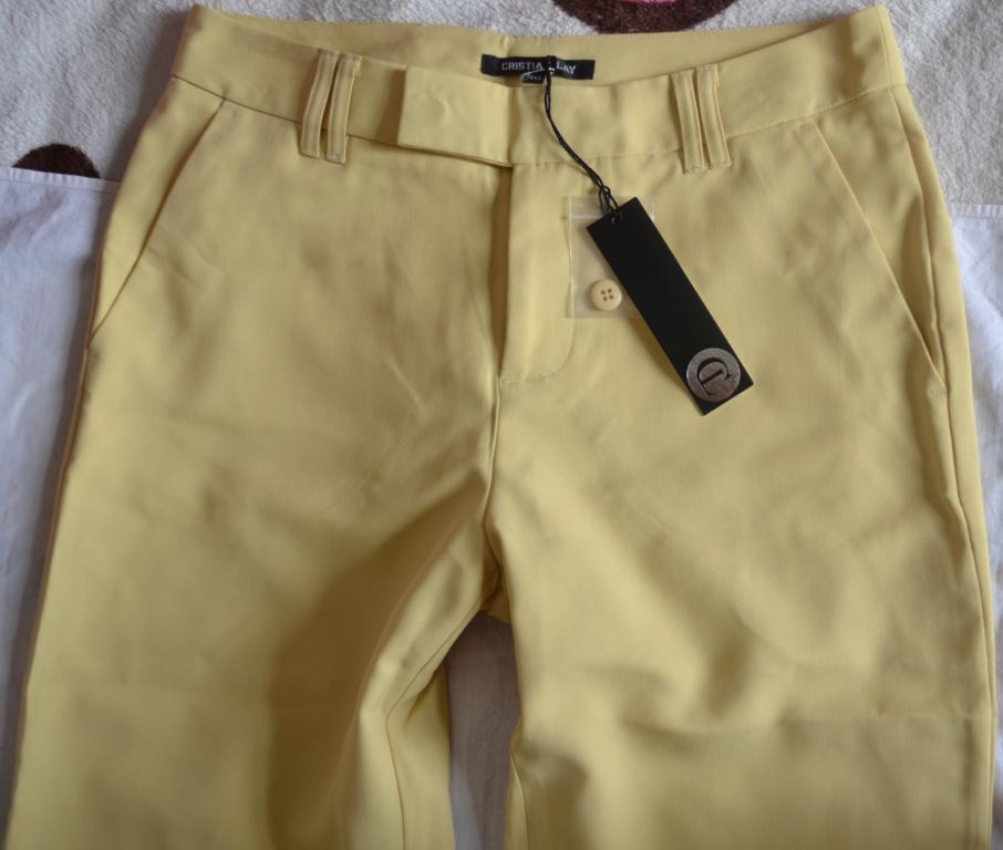 Женские брюки - штаны CRISTIAN LAY - оригинал, размер 40.