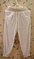 Капри - шорты, легкие и тонкие.  размер : 46