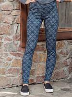 Модные лосины под джинс Кети