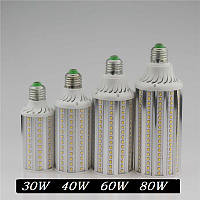 Супер яркая светодиодная лампа кукуруза E27 E14  2835 SMD cree чип