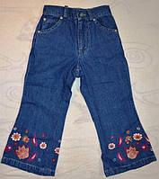 Джинсы ( брюки - штаны)  для девочек. на рост 92