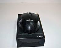 Мышь компьютерная проводная Active MA-M10, оптическая мышка для ноутбука, USB, (black, burgundy, blue)