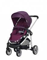 """Kiddy click'n move 2 NEW  ― многофункциональная коляска """"2 в 1"""" (цвет:черный/фиолет)"""