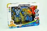 Робот-трансформер Конструктор «Super Power»