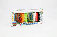 Игрушка развивающая для детей «Волшебный куб» 7 в 1