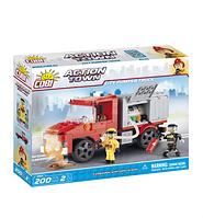 Конструктор Cobi Пожарная насосная машина, COBI-1468