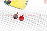 Тормозные колодки диск. тормоз к-кт (Avid Ball Bearing 5)