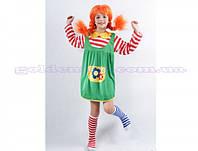 Карнавальный костюм Пеппи Длинный Чулок