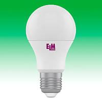 Светодиодная лампа LED 8W 2700K E27 ELM B60 (18-0039)