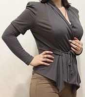Женский пиджак Cop Copine серый