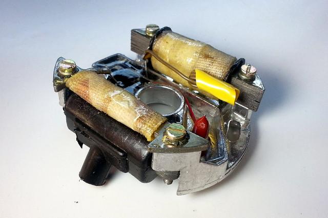 Электронное зажигание для бензопилы