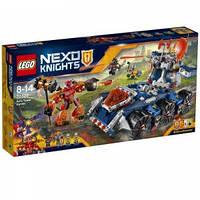LEGO Nexo Knights БАШЕННЫЙ ТЯГАЧ АКСЕЛЯ