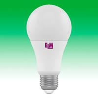 Светодиодная лампа LED 10W 4000K E27 ELM B60 (18-0007)