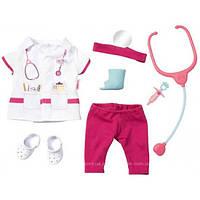Одежда Врача для куклы Baby Born Zapf Creation 821077