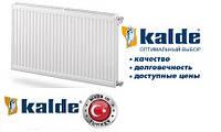Стальной панельный радиатор Kalde тип 22/300/600