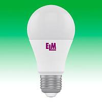 Светодиодная лампа LED 12W 4000K E27 ELM B60 (18-0043)