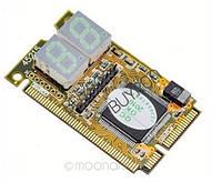 POST пост карта для ноутбуков m PCI m PCI-E  #0233