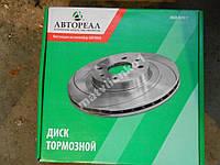 Тормозной диск  ваз 2108-2199 к-т(2шт) Автореал