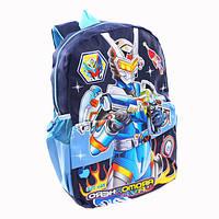 Рюкзак детский для мальчика Трансформер