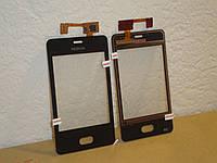 #4 сенсор тачскрин Nokia 501 Asha