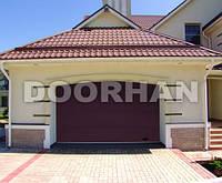 Гаражные ворота Doorhan RSD02 с торсионно-пружинным механизмом (Чехия)