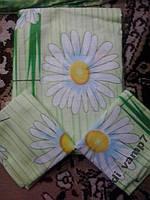 Постельный комплект полуторный ДЕШЕВО 3 расцветки