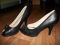 Туфли изящные модельные р.38